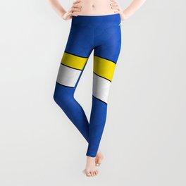 Dory Finding Nemo Inspired Leggings