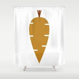 carrot Shower Curtain