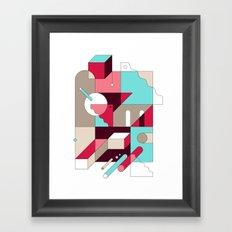 Abstraction I Framed Art Print