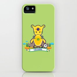 Monster Brazil 2014 iPhone Case
