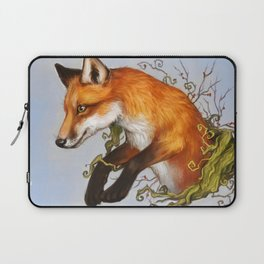 Adventurous fox Laptop Sleeve