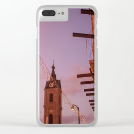 The Jaffa Diaries S01 Clear iPhone Case