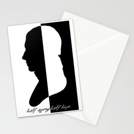 Jane Austen Persuasion Captain Wentworth  Stationery Cards