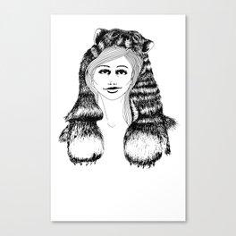 BearMe Canvas Print
