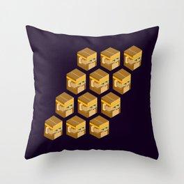 Wukong Clones Throw Pillow