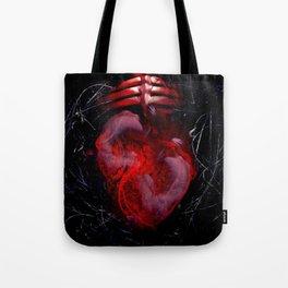 Orbital Hearts Tote Bag