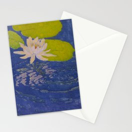 Water Lily Artist Margaret Jordan Patterson Date 1916  Stationery Cards