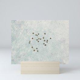 Sagittarius x Astrology x Zodiac Mini Art Print