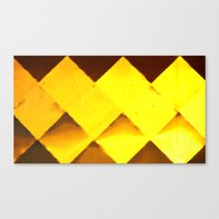 honeycomb Canvas Prints featuring Honeycomb by JReisPhotoDesign
