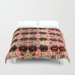 La Bouche - The Mouth MEMO Duvet Cover
