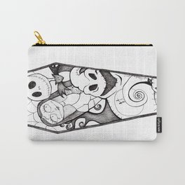 The Nightmare Before Christmas Coffin Carry-All Pouch