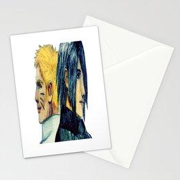 Naruto & Sasuke  Stationery Cards