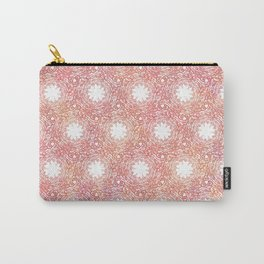 Autumn Hearth Thistle Carry-All Pouch