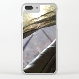 An Inside Perspective Clear iPhone Case