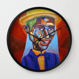 Sir Duke Ellington Wall Clock