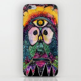 In Cosmic Unison iPhone Skin