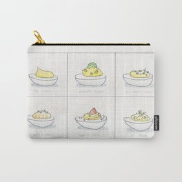 Deviled Egg Options Carry-All Pouch