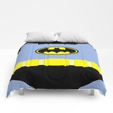 Bat Man - Superhero Comforters