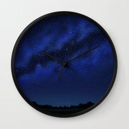 Peaceful Evening Wall Clock