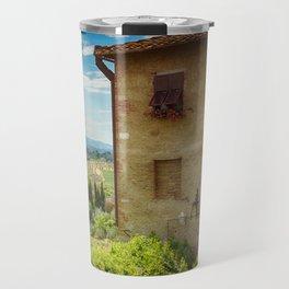 San Gimignano, Tuscany, Italy Travel Mug