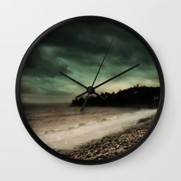 Dawn of Tomorrow Wall Clock