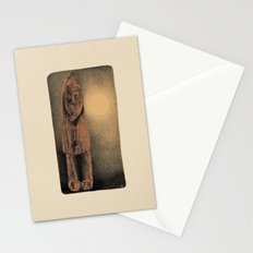 Dawn of Man Stationery Cards