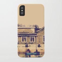 Let's iPhone Case
