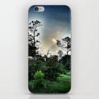 cloud iPhone & iPod Skins featuring Cloud by Daniela