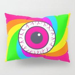 Neon Gaze Pillow Sham