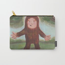 I'm the Funnest - Baby Bigfoot Carry-All Pouch