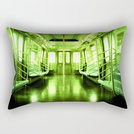 Subway Rectangular Pillow