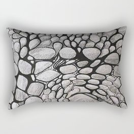 EL TIEMPO APREMIA Rectangular Pillow