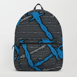 Barbed ELECTRIC BLUE Backpack