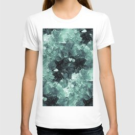 Crystal Aquamarine T-shirt