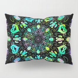 Turtles All The Way Down Pillow Sham