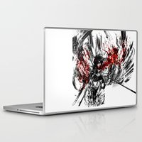snk Laptop & iPad Skins featuring Ackerman by ururuty