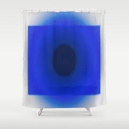 Blue Essence Shower Curtain