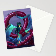 Dancing Dragon Stationery Cards