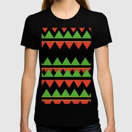 Geometric Holiday T-shirt