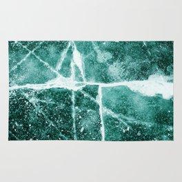 Emerald Ice Rug