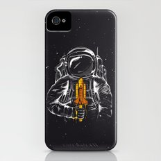 Space Popscicle Slim Case iPhone (4, 4s)