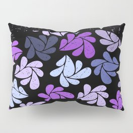 Afro Diva Purple Pillow Sham