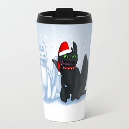 Do you want to build a Toothless? Travel Mug