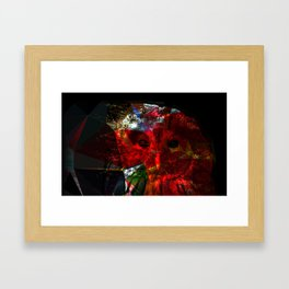 Nocturna Framed Art Print