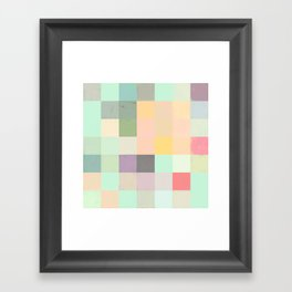Abstract Geometry No. 16 Framed Art Print
