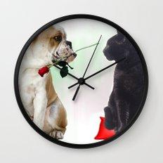 The look... Wall Clock