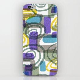 Whirligig iPhone Skin