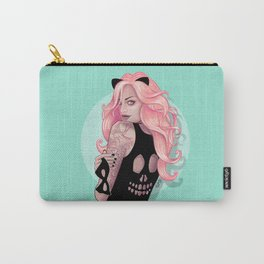 Unmasked Carry-All Pouch