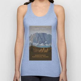 Kootenay National Park Unisex Tank Top