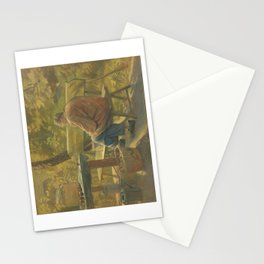Late Summer pastime Stationery Cards